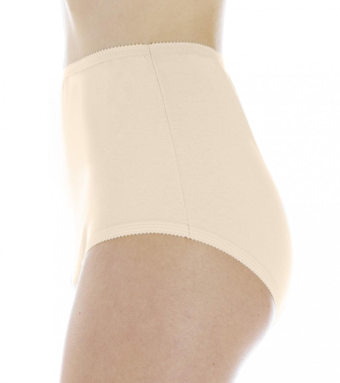 Cotton Comfort Panties - Wearever L100 - Regular Absorbency