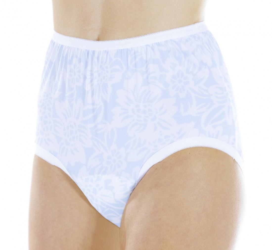 Floral Panties - Wearever L20 - Regular Absorbency