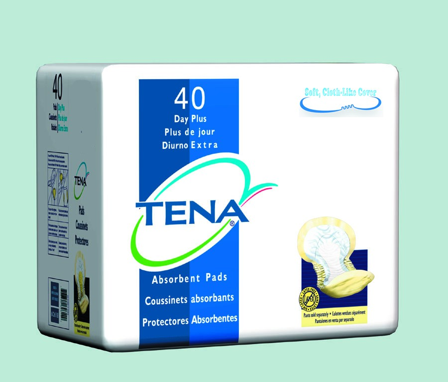TENA® Night Super Maximum Absorbency Pads