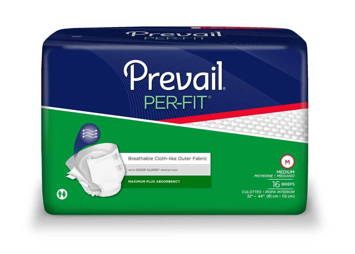 Prevail® Per-Fit® : Maximum Absorbency - Medium