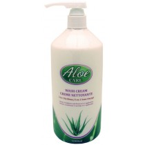 ALOE-CARE 3 IN 1 PERINEAL WASH CREAM 1 LITRE