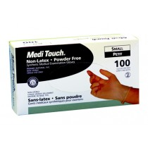 Medi Touch™ Synthetic Gloves, Powder-Free, Small