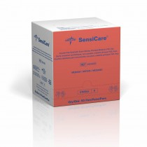 SensiCare PF Stretch Vinyl Sterile Exam Gloves - Medium