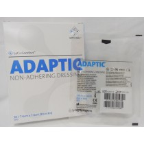 Adaptic Touch Non-Adhering Dressing, 7.5 x 7.5 cm