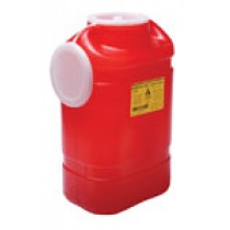 BD™ Sharps Disposal Container, Red, 19.0L