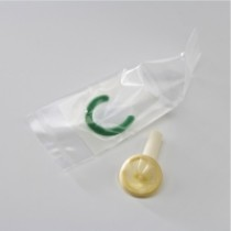 Uridrain Condom Catheter With Strap - Large