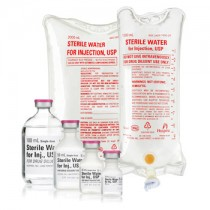 Sterile Water For Injection, 1,000ml