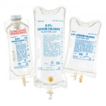 Sodium Chloride 0.9% Injection, 250ml, HOSPIRA, 7983225