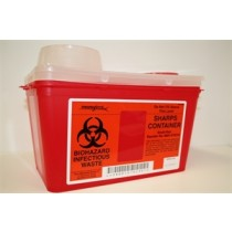 SHARPS CONTAINERS 4L