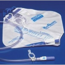 Curity Dover Economy Anti-Reflux Drainage Bag 2 L