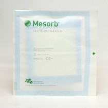 Mesorb Ultra Absorbent Dressing, 13 x 15cm