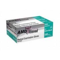 GLOVE VINYL PREMIUM AMD-RITMED POWDER-FREE EXTRA-LARGE