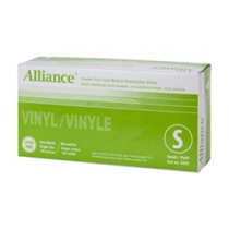 GLOVE VINYL POWDER-FREE SMALL 50 PAIRS