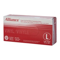 GLOVE VINYL POWDER-FREE LARGE 50 PAIRS