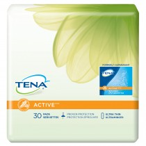 SAMPLE - TENA® Ultra Thin Pads – Regular Length