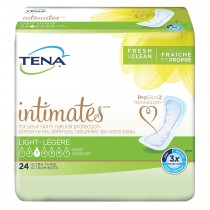 TENA® Active Ultra Thin Pads, Long