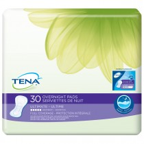 TENA® Ultimate Bladder leakage Protection Pads - Overnight