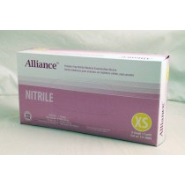 GLOVE NITRILE ULTRA-SOFT POWDER-FREE EXTRA-SMALL (50 PAIRS)