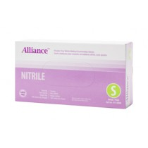 Small Nitrile Ultra-Soft Glove, Powder-Free, 50 Pairs