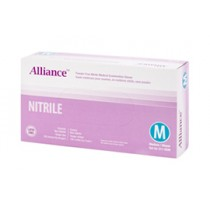 GLOVE NITRILE ULTRA-SOFT POWDER-FREE MEDIUM (50 PAIRS)
