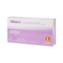 GLOVE NITRILE ULTRA-SOFT POWDER-FREE LARGE (50 PAIRS)