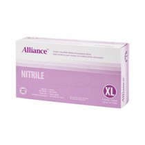 GLOVE NITRILE ULTRA-SOFT POWDER-FREE EXTRA LARGE (50 PAIRS)