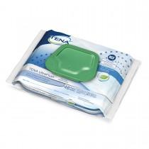 TENA® UltraFlushTM Washcloths - Travel Size -Pack of 5