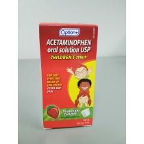 OPTION+ ACETAMINOPHEN CHILDRENS LIQUID 160MG/5ML