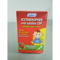 OPTION+ ACETAMINOPHEN INFANT DROPS 80MG/ML