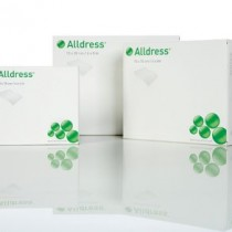 Alldress® Semi-Permeable Dressing, 10 x 10 cm