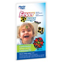 Fever-Bugz Stick-On Fever Indicators - Physio Logic