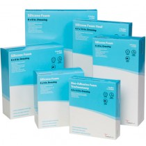Cardinal Health™ Silicone Foam Dressings