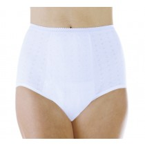Moderate Absorbency Cotton Panties - Wearever HDL100