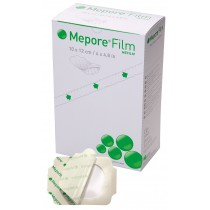 Mepore® Transparent Film Dressing, 10 x 12 cm