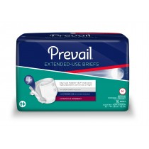 SAMPLE Prevail ®  Extended Use Briefs: Ultimate Absorbency - Specialty Briefs Large