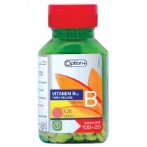 OPTION+ VITAMIN B12 1000MCG