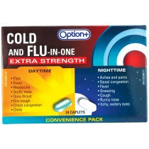 OPTION+ COLD & SINUS-IN-ONE
