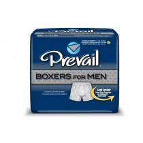 Prevail Boxers for Men, L/XL