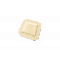 Silicone Bordered Foam 3 x 3 inches BX/10