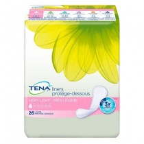 TENA® liners, Very Light, Regular Length