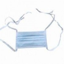 Tie-on surgical masks