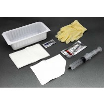 Catheter Tray with 30cc Pre-Filled Syringe