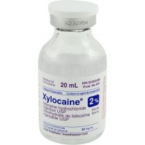 Xylocaine 2%, Plain, 50ml, DIN 2302438