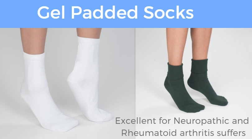 Gel Padded Socks for Neuropathy